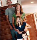 Family Photo, Hardwood Flooring in Mount Vernon, WA